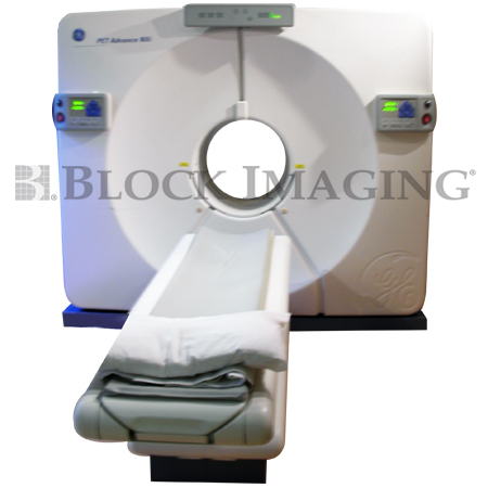 Refurbished PET Scanner