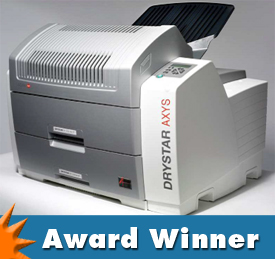 agfa axys wins award