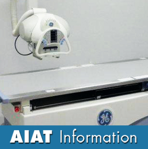 AIAT Information for medical x ray