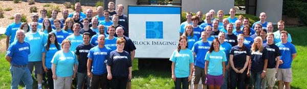 block imaging 2012