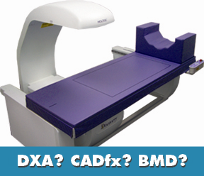 Bone Densitometer Acronyms