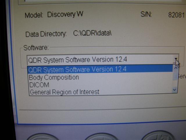 QDR Software Options