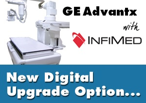 GE Advantx With Infimed