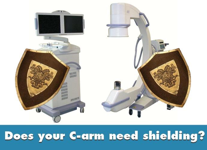 C-Arm Shielding
