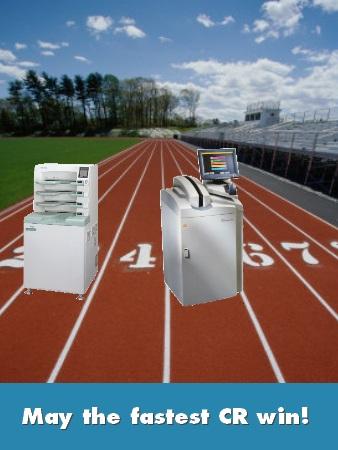 CR System Throughput Speed