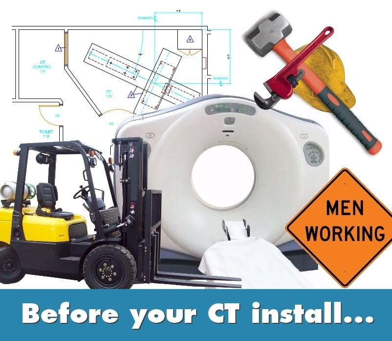 CT Install Planning