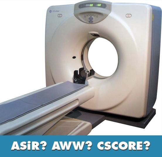 CT Scanner Acronyms
