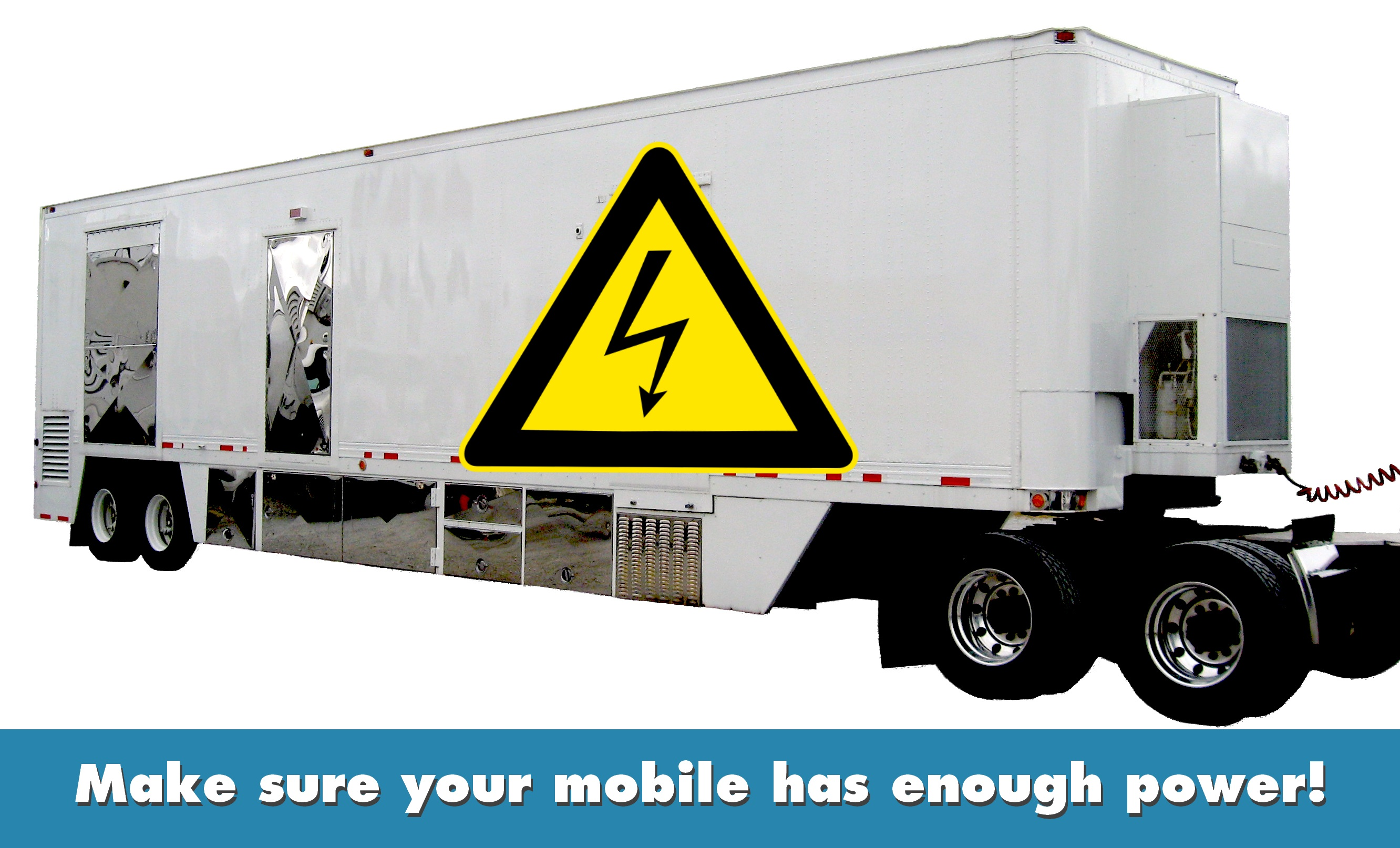 Mobile Imaging Equpment Power Requirements