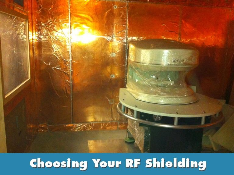 MRI Scanner Shielding