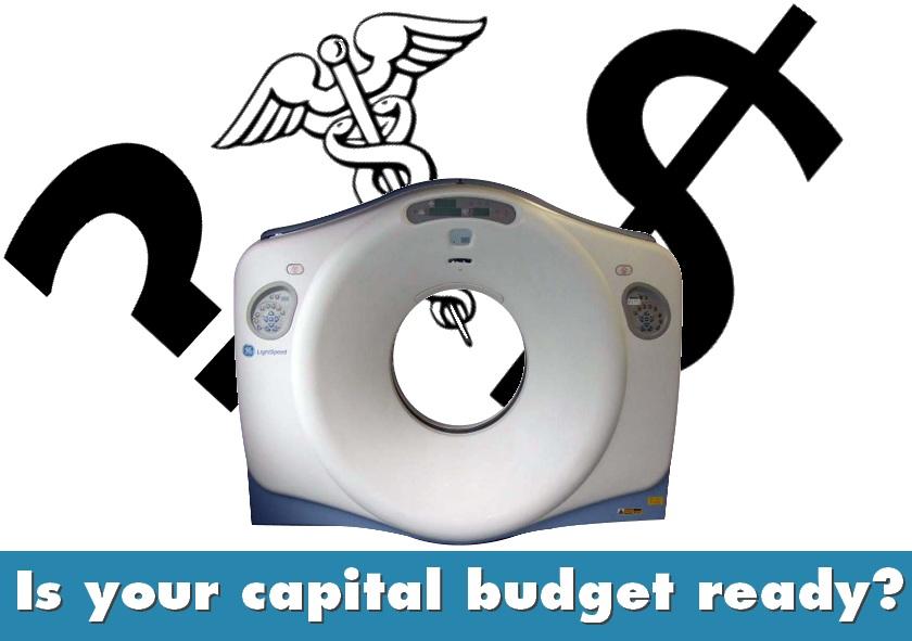 Hospital Imaging Equipment Budget