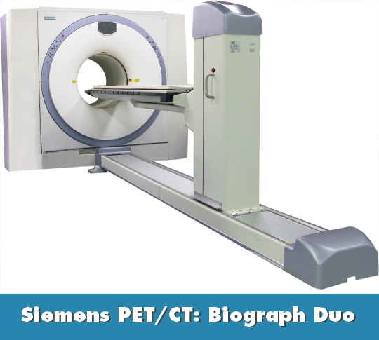 Siemens Biograph Duo PET/CT