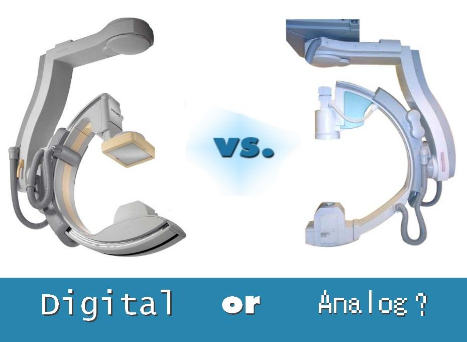 Digital Cath Lab vs. Digital Cath Lab