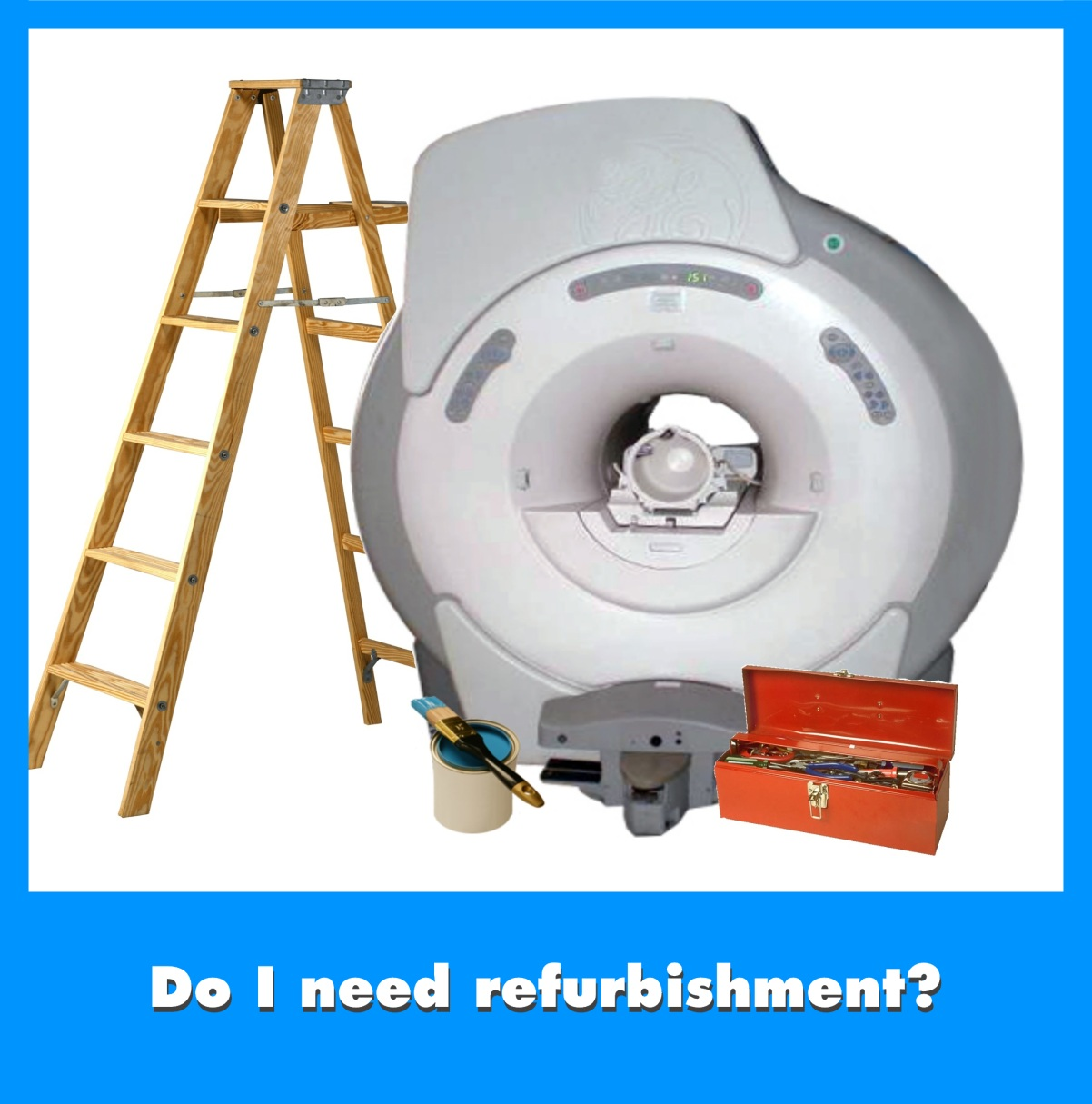 refurbished MRI