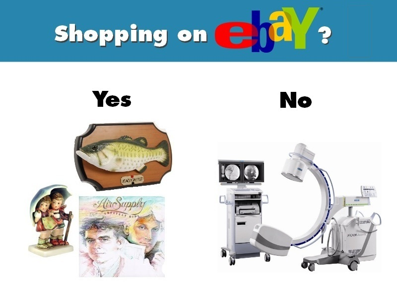 Used C-Arm Purchasing