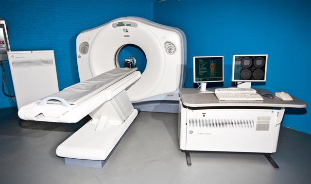 Used CT Scanner