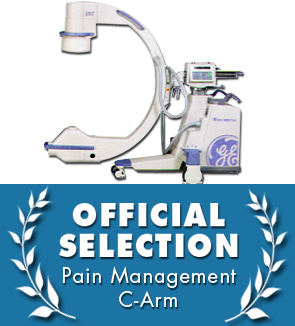 c arm for pain management