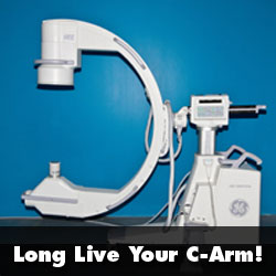 C Arm Machine Tips