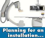 cath lab equipment planning