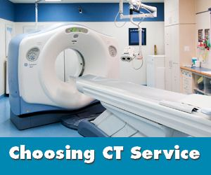 CT Service Provider