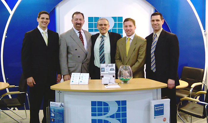 ECR2011 Block Imaging Team and Exhibit