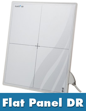 flat panel DR Digital x ray