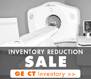 ge ct scanner inventory