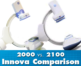 GE Innova 2000 vs Innova 2100