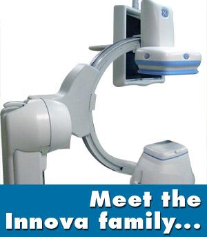 ge innova interventional labs