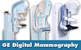 GE Digital Mammography