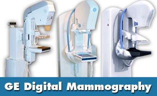 ge mammography equipment comparison