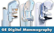 ge digital mammography equipment