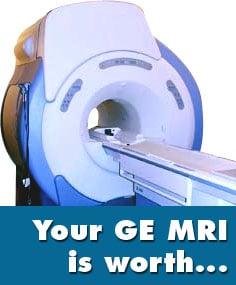used ge mri machine is worth