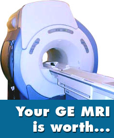 Valeur de IRM GE