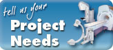 Tell us your Project Needs
