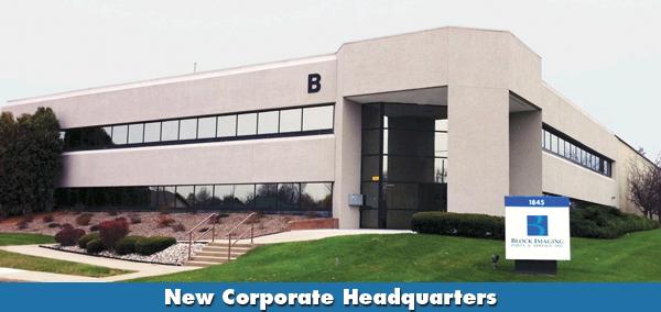 Block Imaging headquarters
