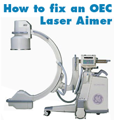 OEC Laser Aimer Tips