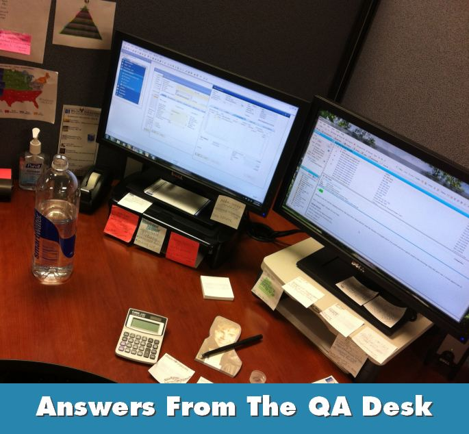 Imaging Equiment Quality Assurance