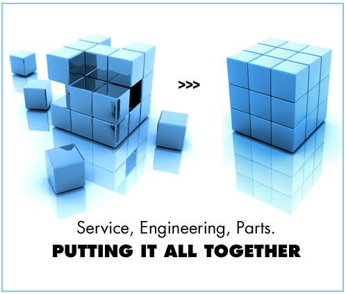 Imaging Equipment Service Engineering Parts