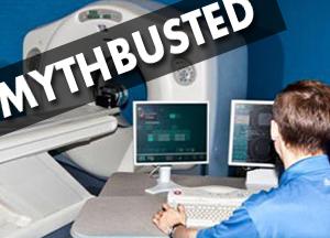 imaging equipment service myth