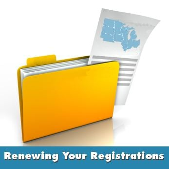 ISO State Registrations