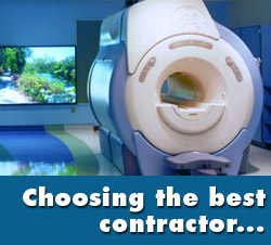 medical facility construction contractor
