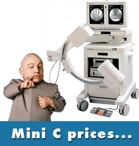 mini c-arm price