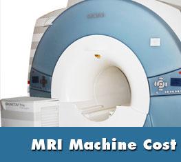 mri machine cost price