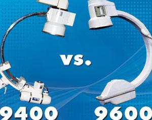 oec 9600 vs oec 9400 c arm