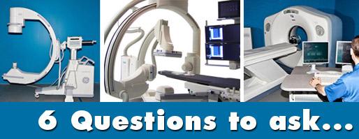 refurbished imaging equipment questions