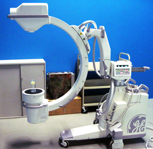 Refurbished OEC 9800 C Arm from Block Imaging