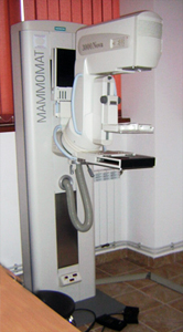 Siemens Mammo Refurbished from Block Imaging