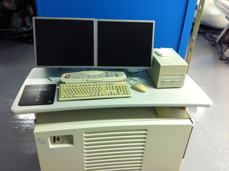 CT Console