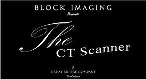 CT Scanner Title Slide
