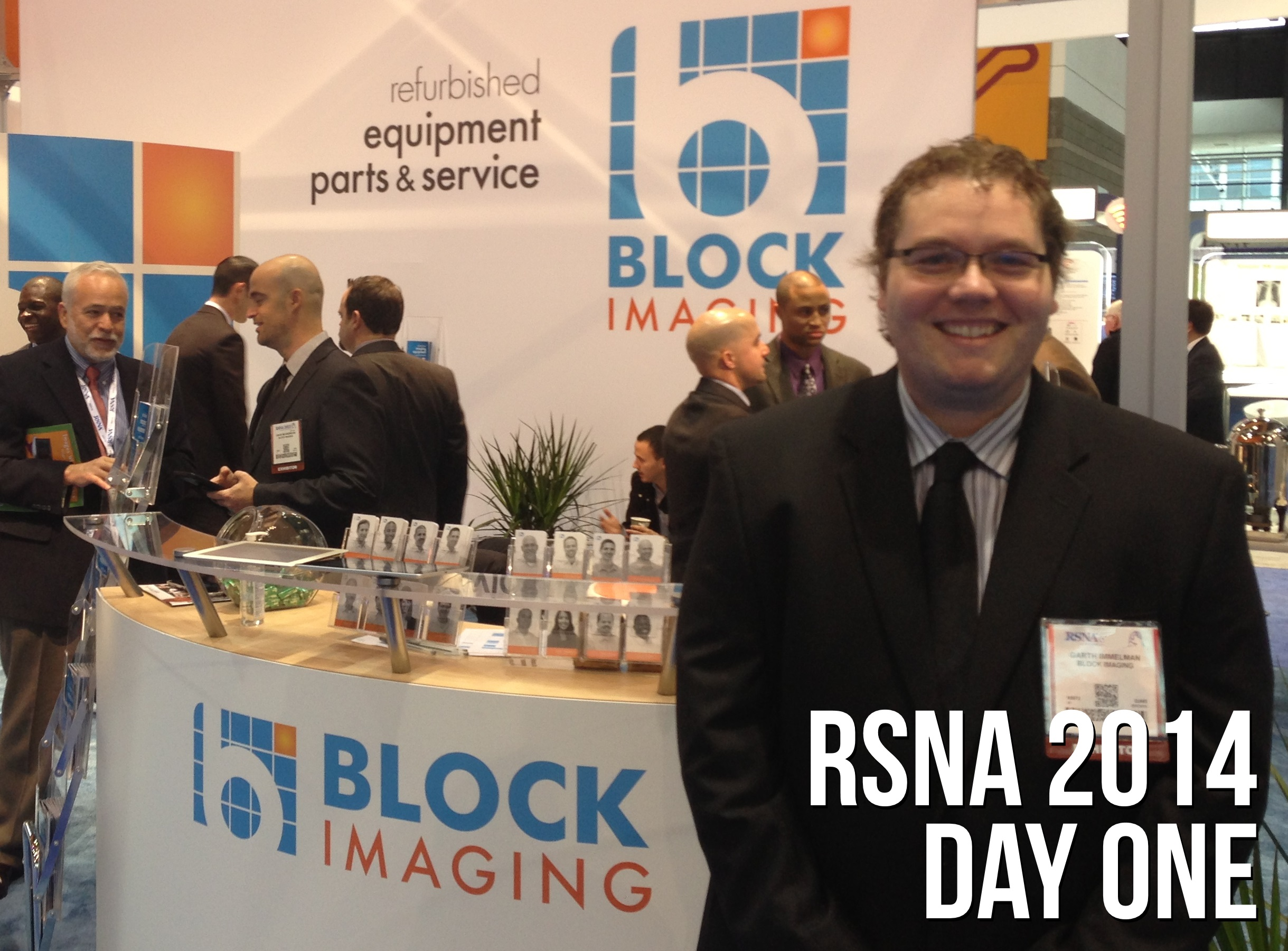 RSNA_2014_Day_One
